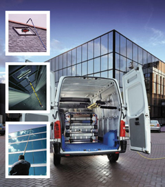 Commercial window cleaning companies