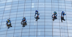 Commercial window cleaning contracts
