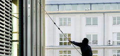 Commercial Window Cleaning Liverpool